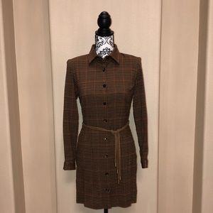 Dresses & Skirts - Vintage David Warren Long Sleeve Dress